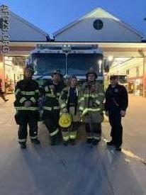 1st Due Engine Crew (FDE - Engine 23-1).
